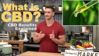 What is CBD? The Amazing Benefits of CBD Oil by Thomas DeLauer